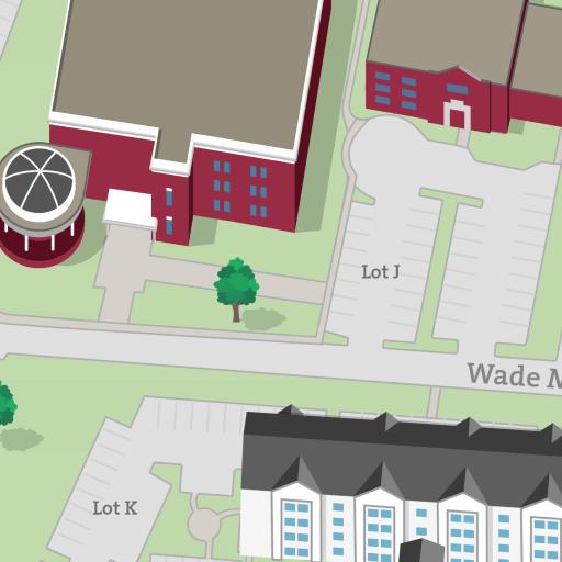 Home | Shenandoah University | Campus Maps
